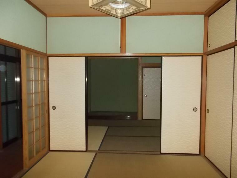 和室 別棟の和室