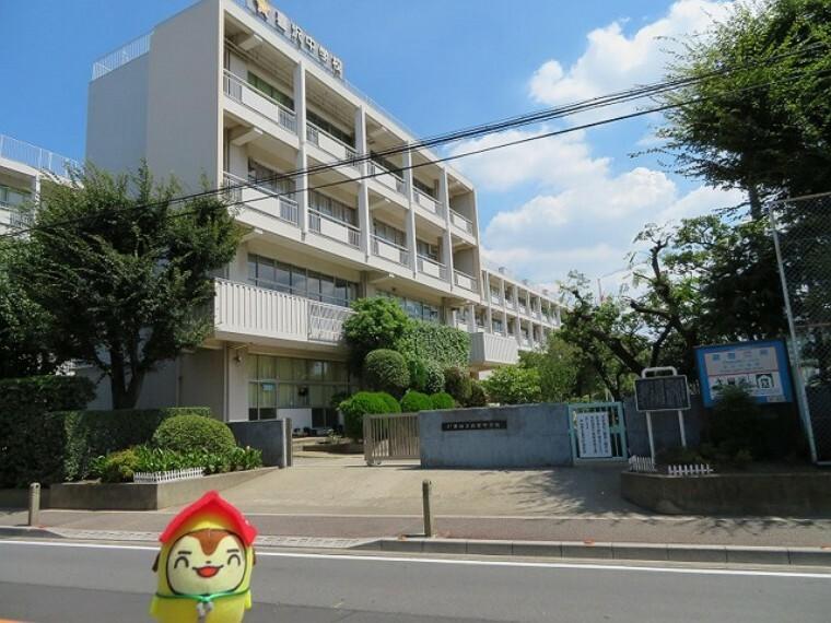 中学校 戸田市立喜沢中学校