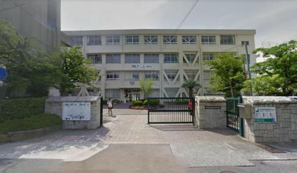 中学校 広島市立観音中学校