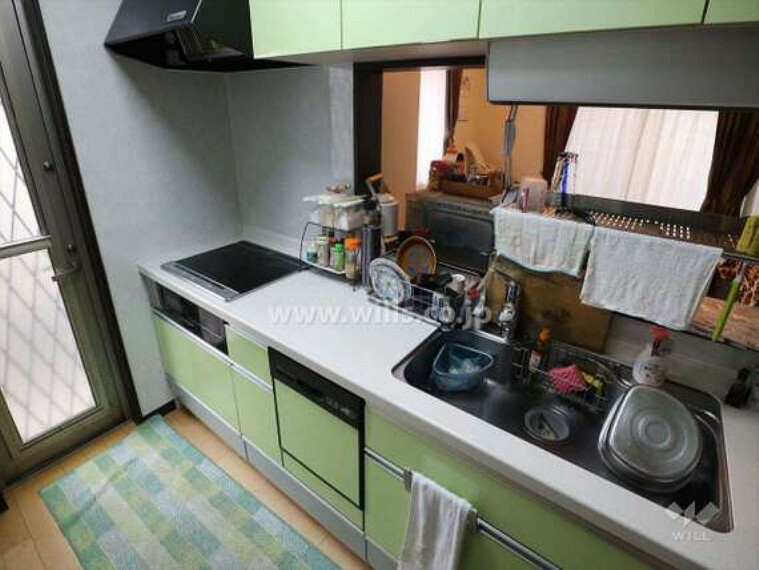 キッチン [2021年2月3日撮影]