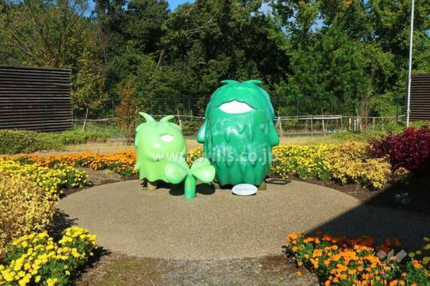 公園 愛・地球博記念公園(モリコロパーク)の外観