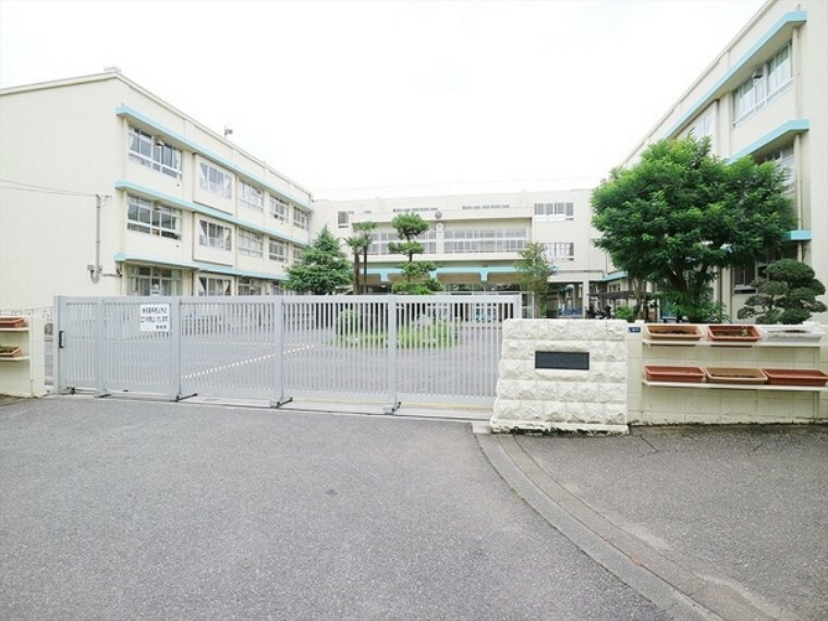 中学校 志木第二中学校