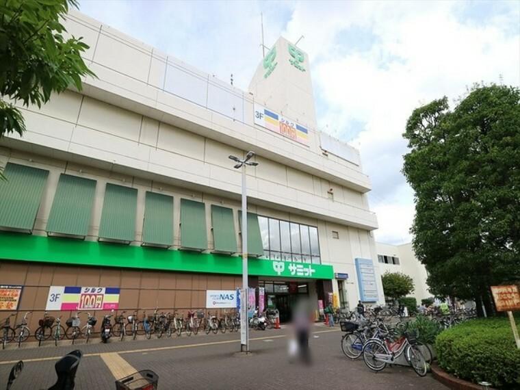 スーパー サミットストア 柳瀬川駅前店
