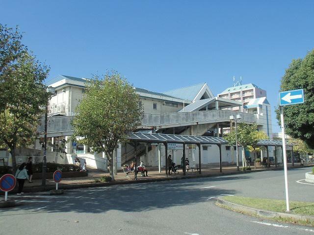鎌取駅北口ロータリー