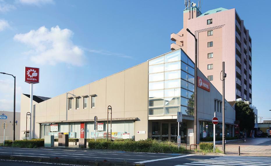 銀行 千葉銀行 鎌取支店