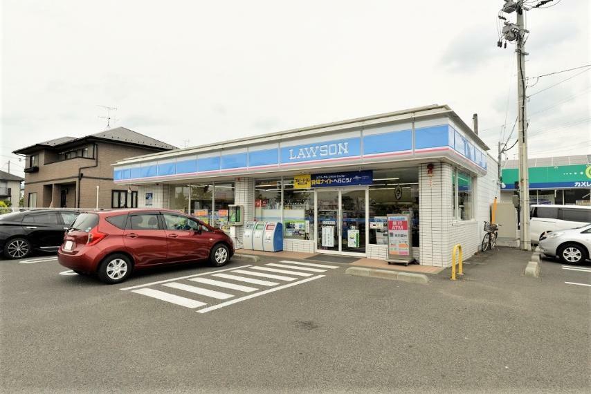 コンビニ ローソン 福島笹谷店
