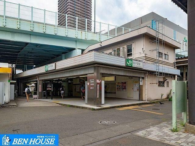 新子安駅 徒歩8分。
