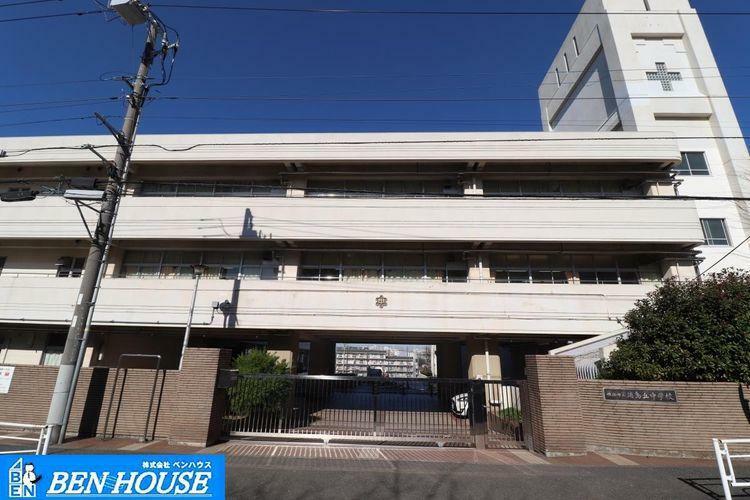 中学校 横浜市立浦島丘中学校 徒歩14分。