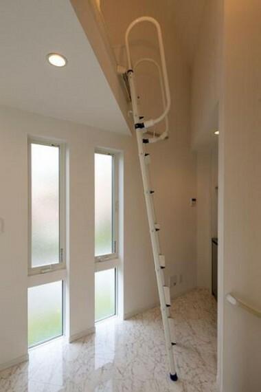 ロフト はしご