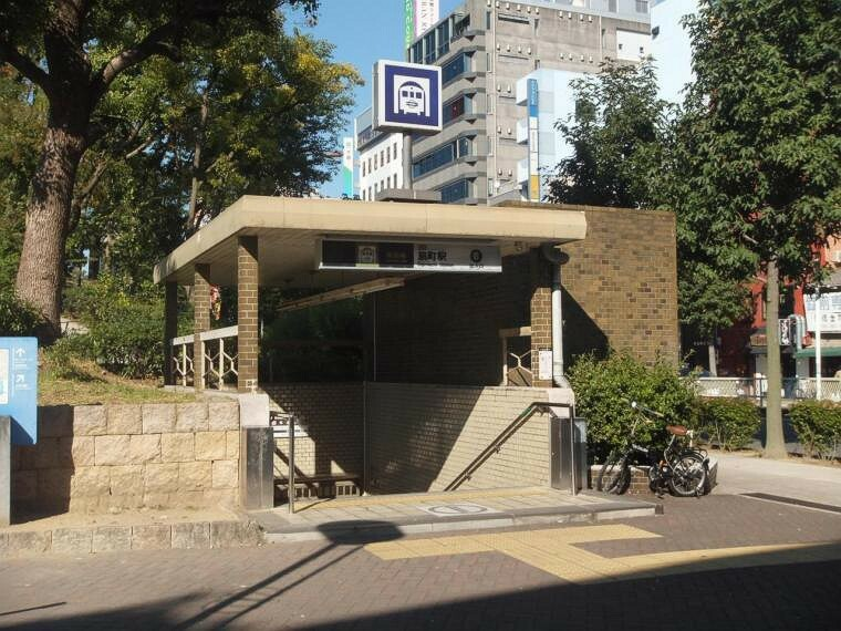 大阪メトロ堺筋線「扇町」駅
