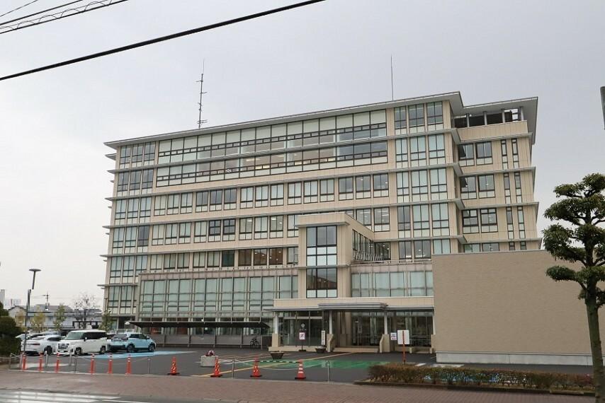 役所 一宮市役所 尾西庁舎