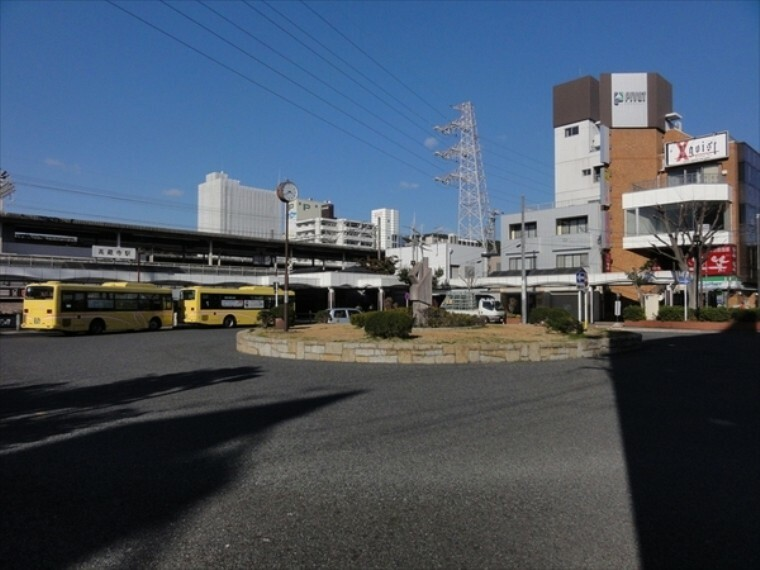 JR中央本線高蔵寺駅 JR中央本線高蔵寺駅まで1500m(徒歩約19分)