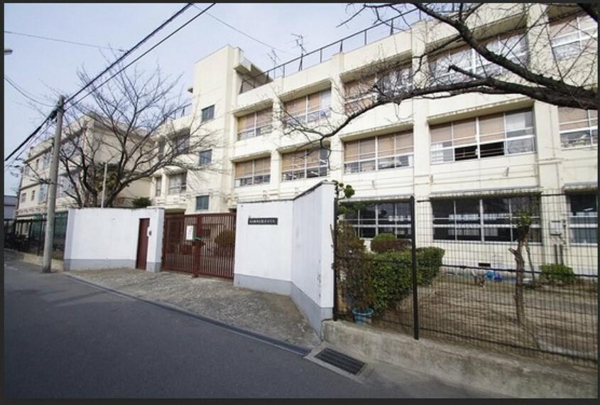 小学校 東大阪市立弥刀小学校