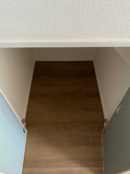 収納 階段下 収納スペース