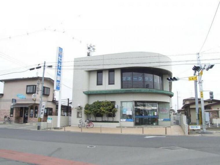 銀行 七十七銀行 袋原店まで1800m(徒歩22分)