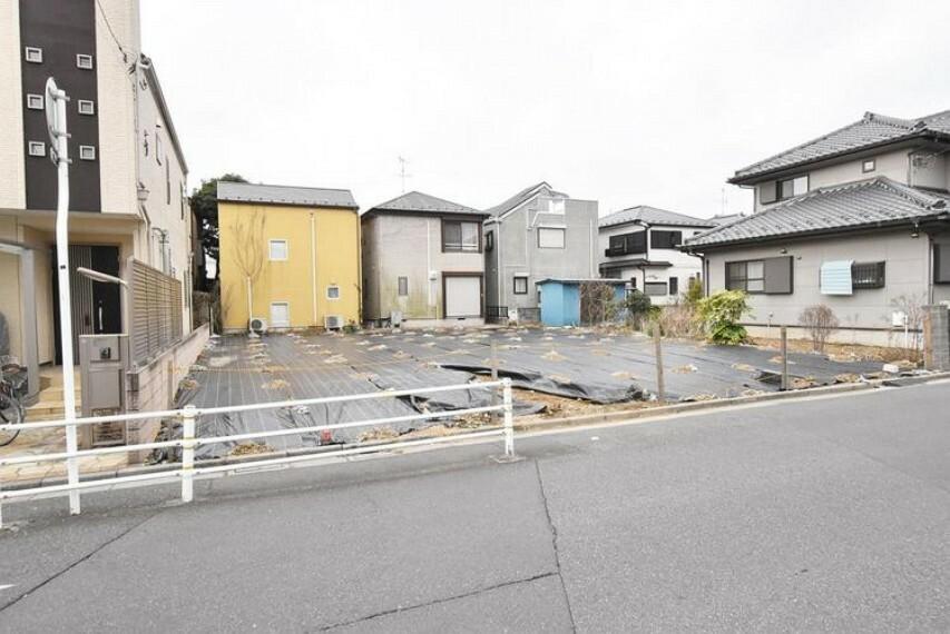 現況写真 【現況写真】都営新宿線本八幡駅、京成本線京成八幡駅まで徒歩15分です。