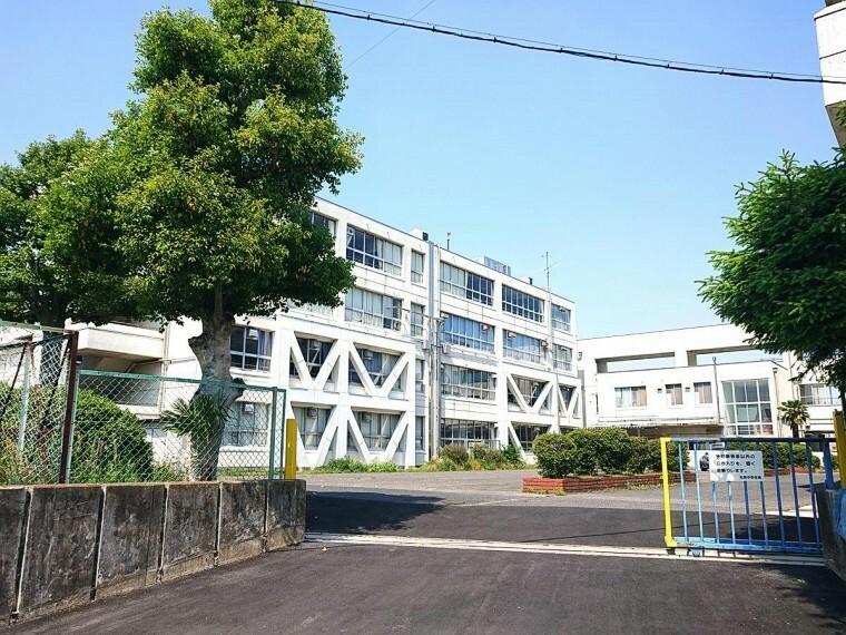 中学校 松原中学校