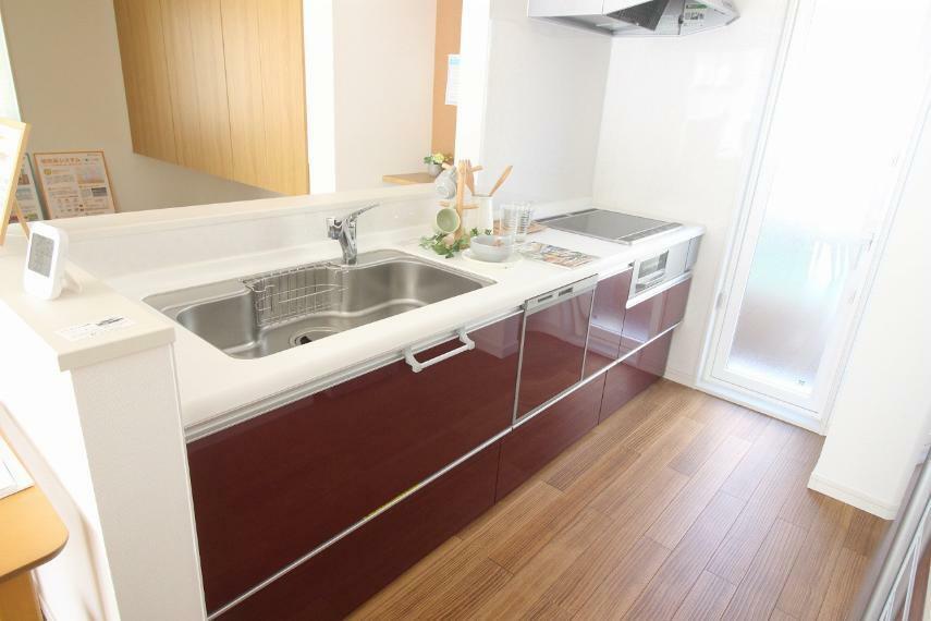 キッチン うれしい食洗機付き!