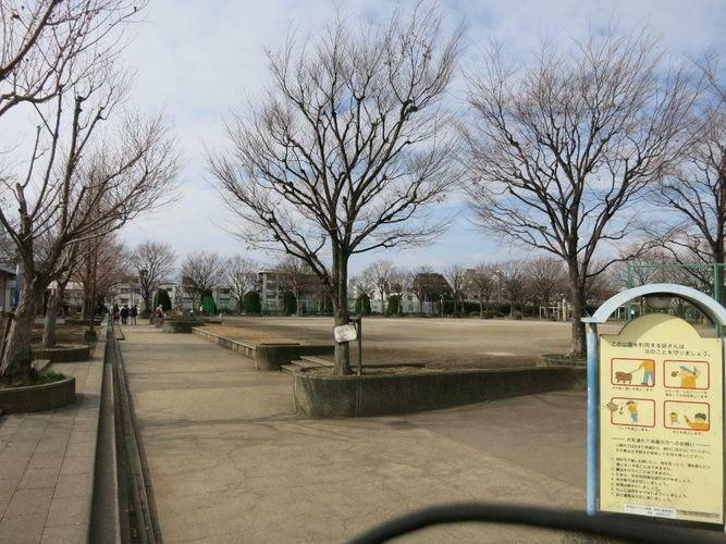 公園 落合中央公園 徒歩9分。