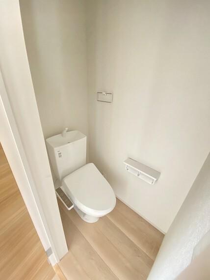 トイレ 24時間換気システムあり
