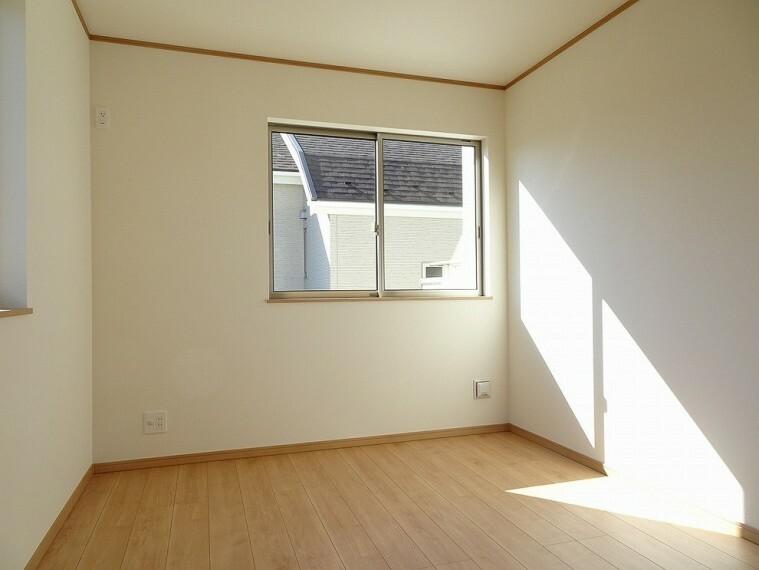 洋室 施工例 趣味部屋、書斎部屋にも最適な広さのお部屋です