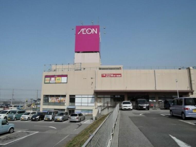 ショッピングセンター (イオン長浦店)徒歩25分