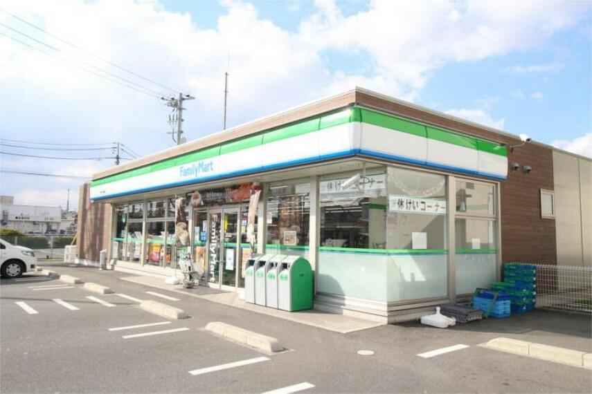 コンビニ ファミリーマート 下関小月茶屋店
