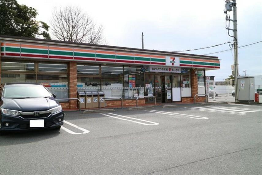 コンビニ セブンイレブン 下関小月店
