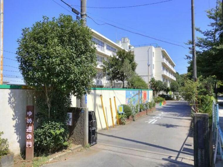 小学校 鎌ヶ谷市立道野辺小学校