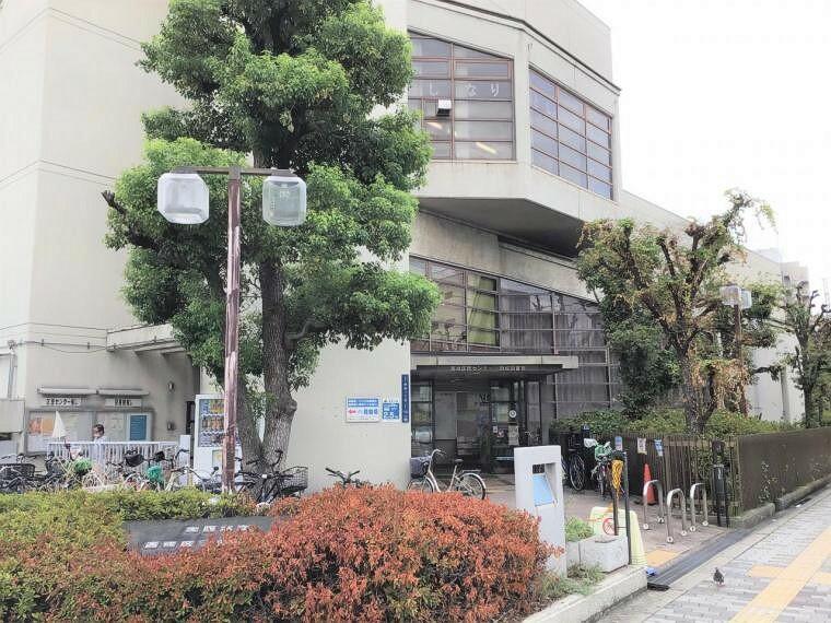図書館 大阪市立 西成図書館