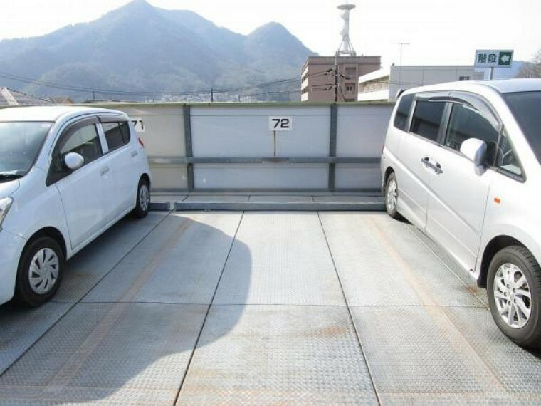 駐車場 【建物設備写真】駐車場は敷地内に1台分あります。