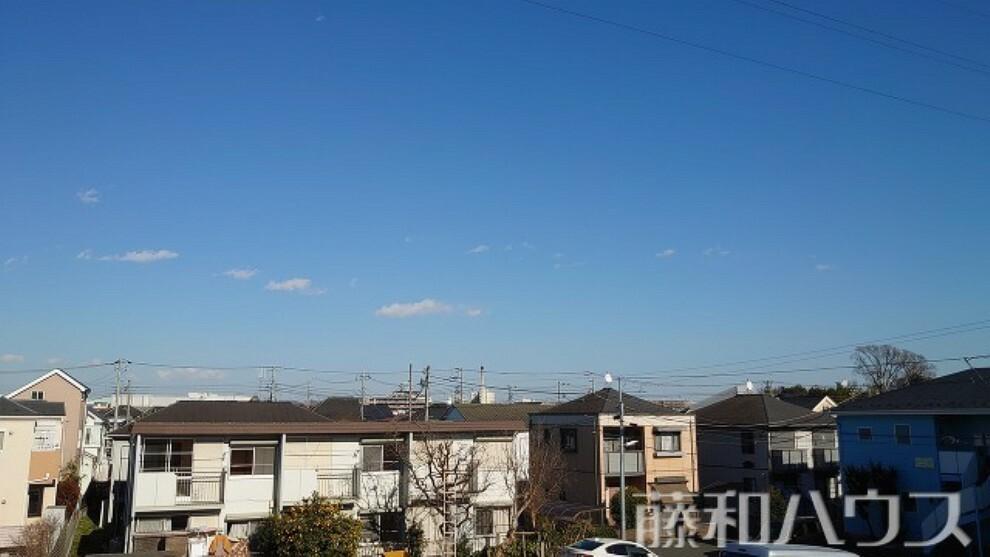 外観・現況 バルコニーからの眺望
