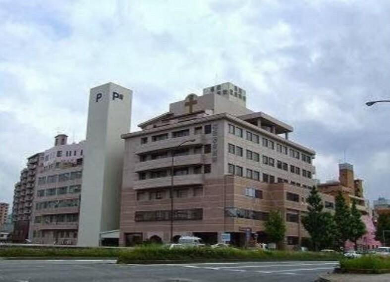 病院 周辺 福岡記念病院