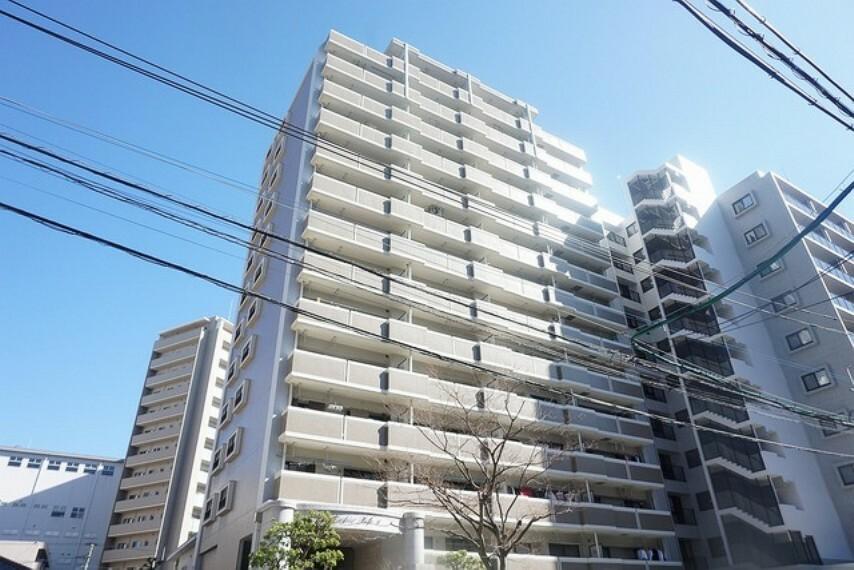 外観写真 地下鉄七隈線「別府」駅まで徒歩2分なので通勤通学もしやすいです^^2020年10月に室内リフォーム済み。