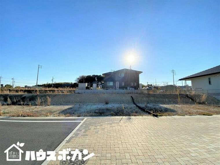 現況写真 東郷町中央区画整理地のお土地のご紹介です!