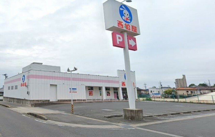 ショッピングセンター 西松屋東郷店 徒歩26分。