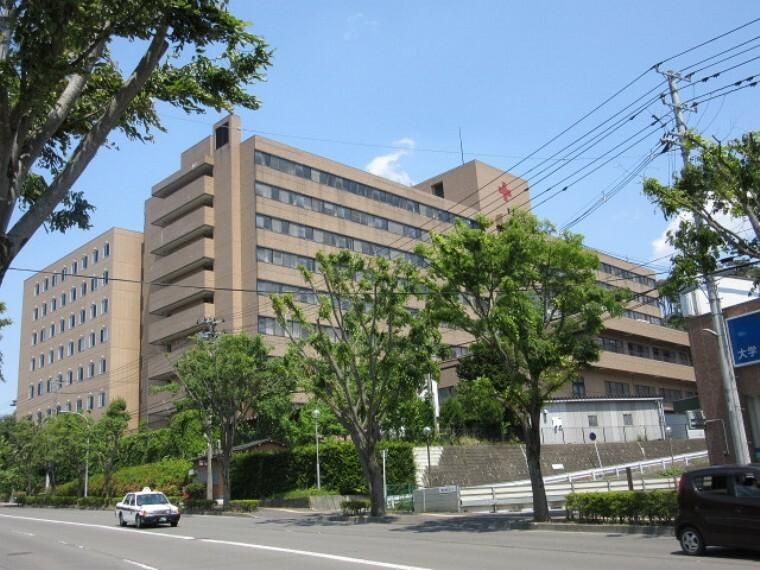 病院 仙台赤十字病院まで徒歩8分または車2分