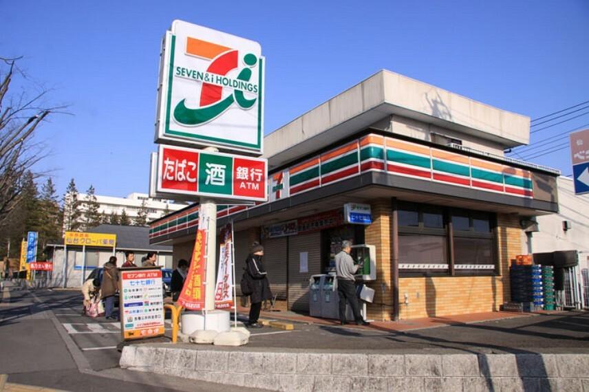 コンビニ セブンイレブン仙台八木山南店まで徒歩5分