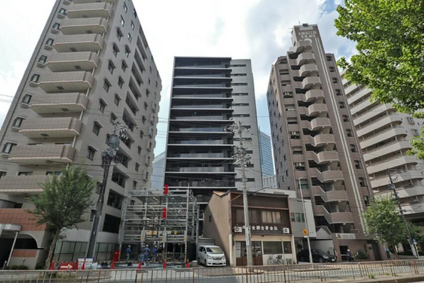 外観写真 オープンレジデンシア名古屋駅-THE-COURT北外観