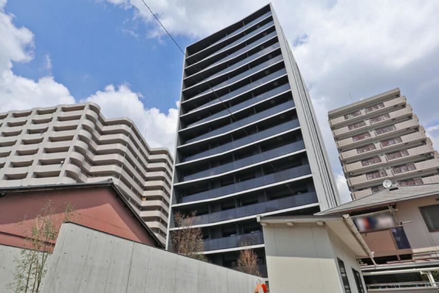 外観写真 オープンレジデンシア名古屋駅-THE-COURT外観