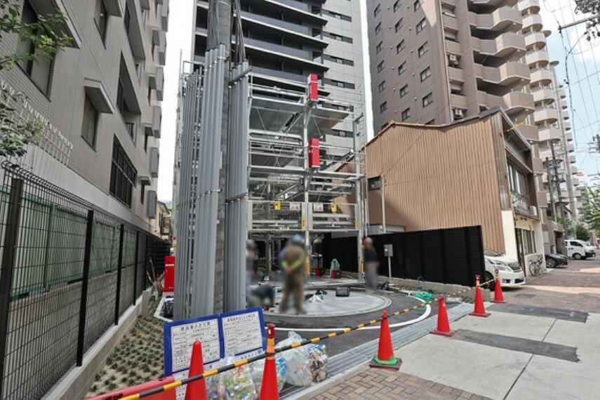 駐車場 オープンレジデンシア名古屋駅-THE-COURT立駐
