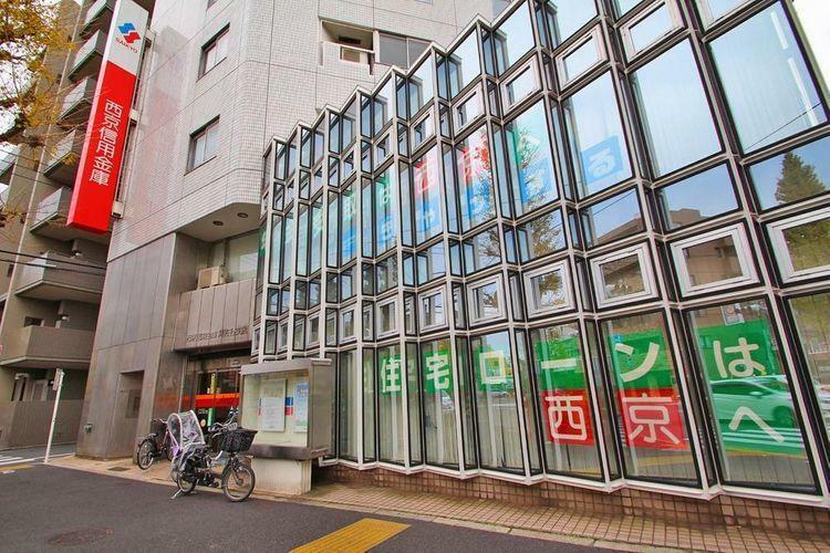 銀行 西京信用金庫阿佐谷支店 徒歩15分。