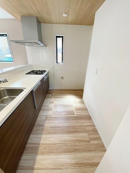 キッチン キッチンスペースです。