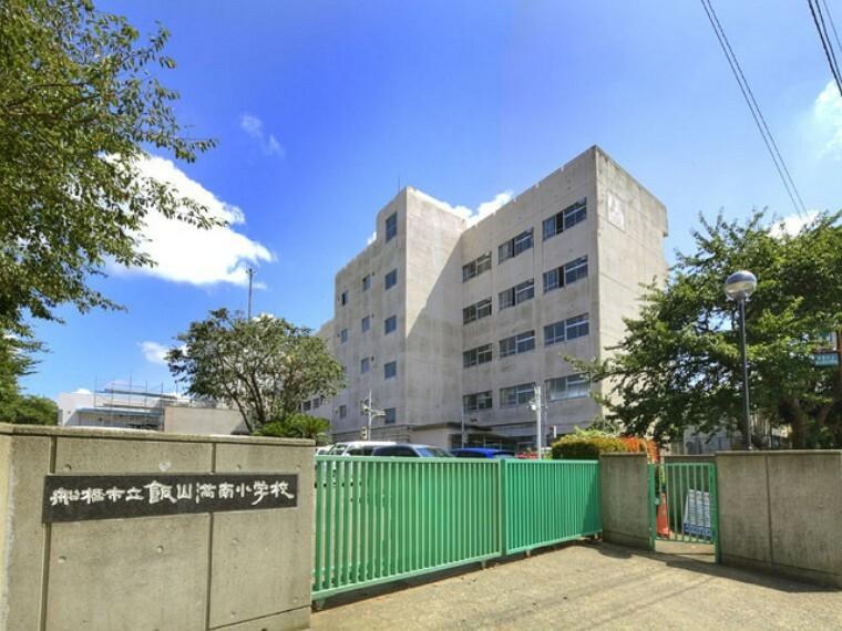 中学校 (船橋市立飯山満中学校)