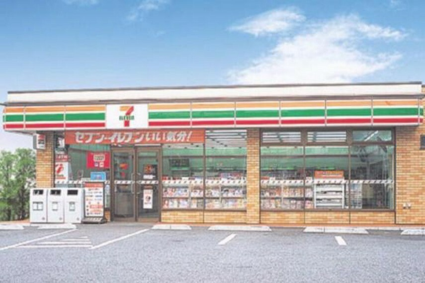 コンビニ セブンイレブン泉向陽台3丁目店まで350m(徒歩4分)