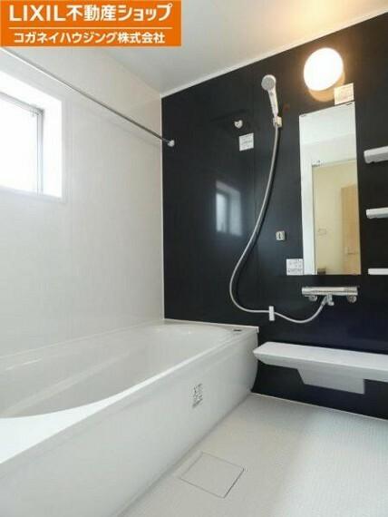 浴室 現地完成写真