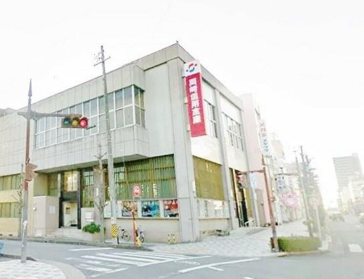 銀行 岡崎信用金庫中央支店 徒歩5分。