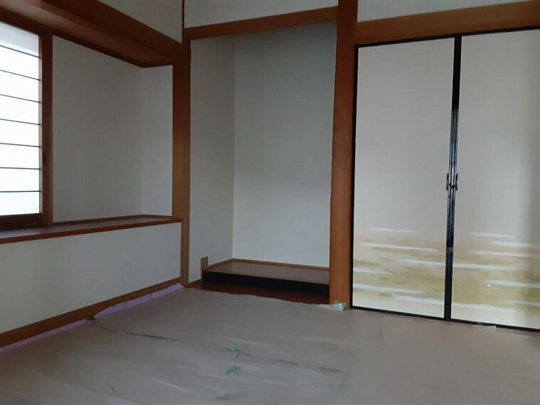 和室 1F和室(畳カバーしてます)