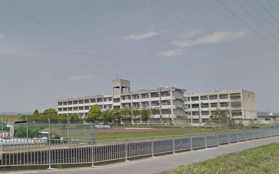 中学校 枚方市立渚西中学校