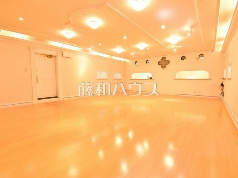 居室 【清瀬市中里2丁目】